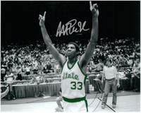 Magic Johnson Autographed 8x10 Photo #1 - MSU Spotlight (Pre-Order)