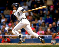 Alan Trammell Autographed 8x10 Photo #2 - Home Batting Horizontal (Pre-Order)
