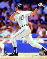 Alan Trammell Autographed 8x10 Photo #3 - Home Batting Vertical (Pre-Order)