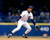 Alan Trammell Autographed 16x20 Photo #2 - Playing Shortstop (Pre-Order)