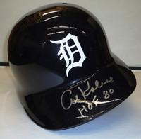 Al Kaline Autographed Batting Helmet