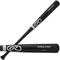 Cecil Fielder Autographed Rawlings Pro Bat (Black) (Pre-Order)