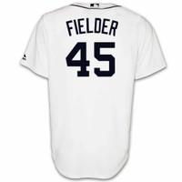 Cecil Fielder Autographed Detroit Tigers Home Jersey (Pre-Order)