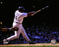 Cecil Fielder Autographed 8x10 Photo #1 - Home Horizontal (Pre-Order)