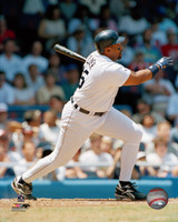 Cecil Fielder Autographed 8x10 Photo #2 - Home Vertical (Pre-Order)