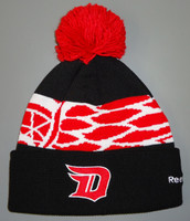 Detroit Red Wings 2016 Stadium Series Cuffed Knit Pom Hat