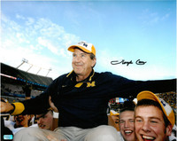 Lloyd Carr Autographed Photo
