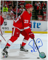 Mike Green Autographed Photo