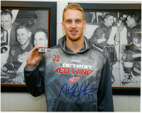 Anthony Mantha Autographed Photo