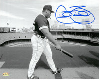 Cecil Fielder Autographed Photo