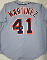 Victor Martinez Autographed Detroit Tigers Jersey