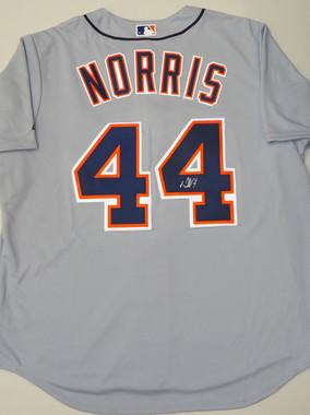 Daniel Norris Autographed Detroit Tigers Jersey