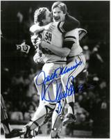 Lance Parrish & Jack Morris Autographed Photo