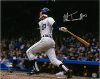 Alan Trammell Autographed Photo