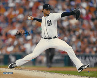 Anibal Sanchez Autographed Photo