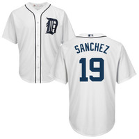 Anibal Sanchez #19 Jersey