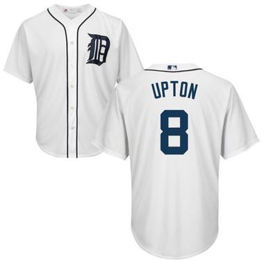 Justin Upton #8 Jersey