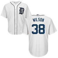 Justin Wilson #38 Jersey