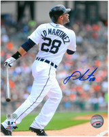 J.D. Martinez Autographed Photo