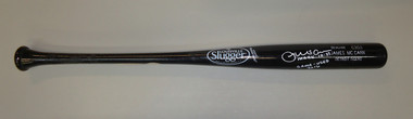 James McCann Game Used Bat