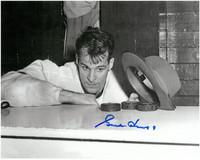 Gordie Howe Autographed Detroit Red Wings 8x10 Photo #11 - Hat Trick