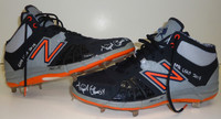 Miguel Cabrera Autographed 2015 Game Used Pair of Cleats - Set #2