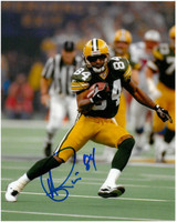 Andre Rison Autographed 8x10 Photo #3 - Packers Super Bowl Catch