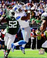 Eric Ebron Autographed 8x10 Photo #1 - Catch vs. Jets (Pre-Order)