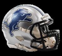 Eric Ebron Autographed Detroit Lions Mini Helmet (Pre-Order)