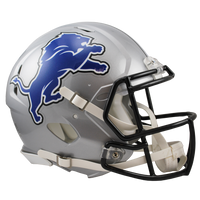 Eric Ebron Autographed Detroit Lions Speed Authentic Helmet (Pre-Order)