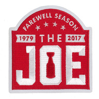 Farewell Season at the Joe Patch