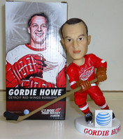 Gordie Howe Detroit Red Wings SGA Bobblehead