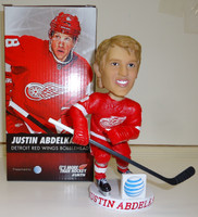 Justin Abdelkader Detroit Red Wings SGA Bobblehead