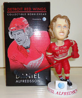 Daniel Alfredsson Detroit Red Wings SGA Bobblehead