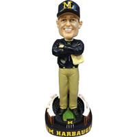 Jim Harbaugh Michigan Wolverines Bobblehead
