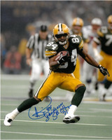 Andre Rison Autographed Photo