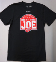 Detroit Red Wings Farewell to the Joe Reebok T-Shirt (Black)