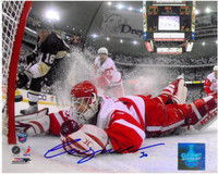 Chris Osgood Autographed 16x20 Photo #1 - Last Save 2008 Cup (Pre-Order)