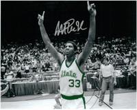 Magic Johnson Autographed MSU Spartans 8x10 Photo #1 - Spotlight