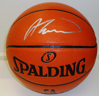 Andre Drummond Autographed Basketball - Spalding I/O