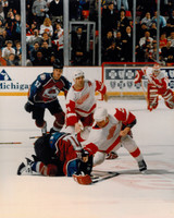 Darren McCarty Autographed 16x20 Photo #1 - The Fight (Pre-Order)