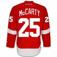 Darren McCarty Autographed Detroit Red Wings Red Jersey (Pre-Order)