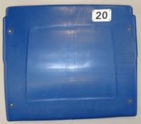 Pontiac Silverdome #20 Seatback