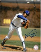 Fergie Jenkins Autographed Chicago Cubs 8x10 Photo #1 - Color