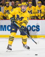 Zach Werenski Autographed Michigan Wolverines 8x10 Photo #2 (Pre-Order)