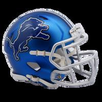 Kenny Golladay Autographed Detroit Lions BLAZE Mini Helmet (Pre-Order)