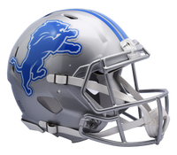 Kenny Golladay Autographed Detroit Lions Full Size Speed Authentic Helmet (Pre-Order)