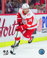 Gustav Nyquist Autographed 8x10 Photo #1 - 2017/18 Action (Pre-Order)