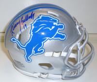 Kenny Golladay Autographed Detroit Lions Mini Helmet