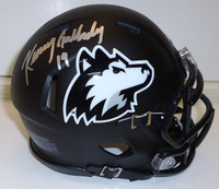 Kenny Golladay Autographed Northern Illinois Mini Helmet